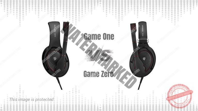 Comparison of Sennheiser Game One VS Game Zero